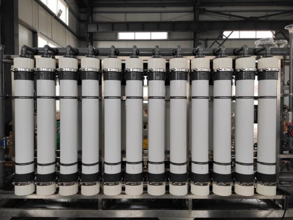 酒厂生产用反渗透处理设备